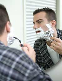 Shaving Method Of Hair Removal The